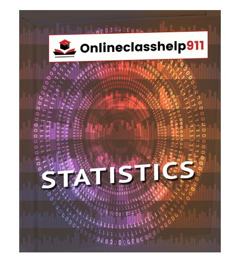 Statistics homework for pay
